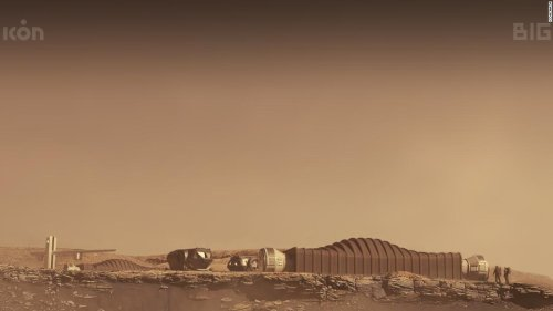 Want to live on Mars? This is what it might be like