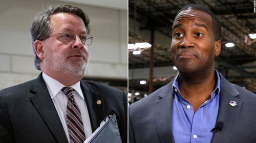 Senate race tightening in battleground Michigan