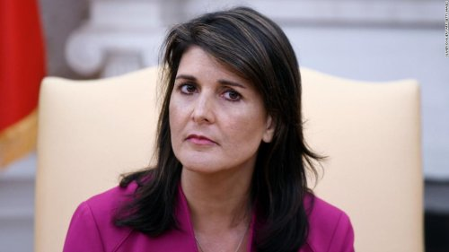 Analysis: Nikki Haley just *totally* flip-flopped on Donald Trump's 2024 candidacy