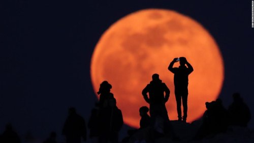 Full moon in February 2021: When to see the Snow Moon