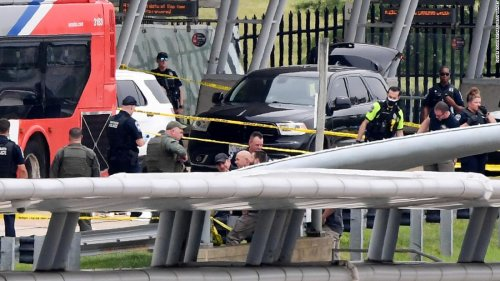 Police officer dies following shooting outside the Pentagon building