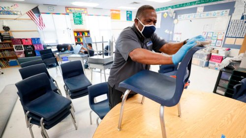 Here's what the CDC recommends schools do as they reopen