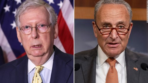 As Senate takes up infrastructure, Schumer says 'The longer it takes to finish the bill, the longer we'll be here'