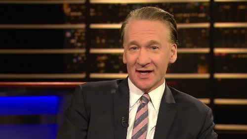 Bill Maher cover image
