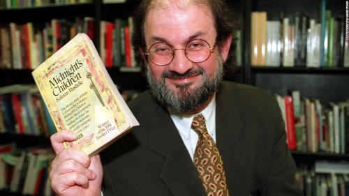 Salman Rushdie reflects on post-colonial India 40 years after release of 'Midnight's Children'