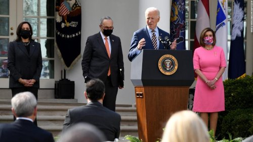 Schumer and Pelosi plan to meet with Biden on Friday to discuss voting rights legislation