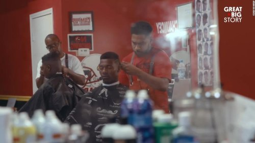 How Black barbers have become mental health advocates for African American men