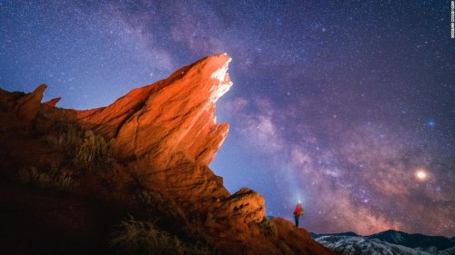 Super-pro Albert Dros reveals how to photograph the Milky Way