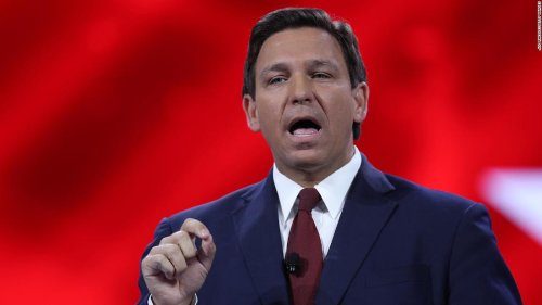 The numbers show Ron DeSantis' stock is rising
