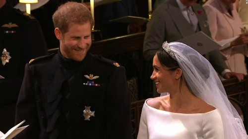 'Breathtaken' and 'blessed': the world reacts to the royal wedding