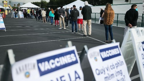 Study finds 60% of Americans don't know where or when to get a Covid-19 vaccine