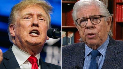Carl Bernstein: Trump is a 'war criminal'