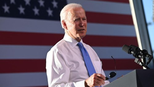 Biden pushes more Americans to get vaccinated after passing 300 million dose benchmark