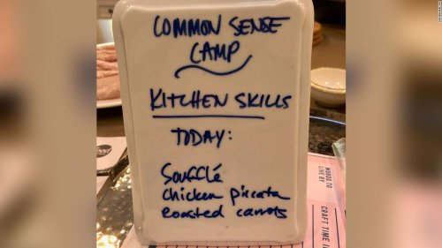 These parents created a 'Common Sense Camp' to teach their kids basic life skills while quarantining
