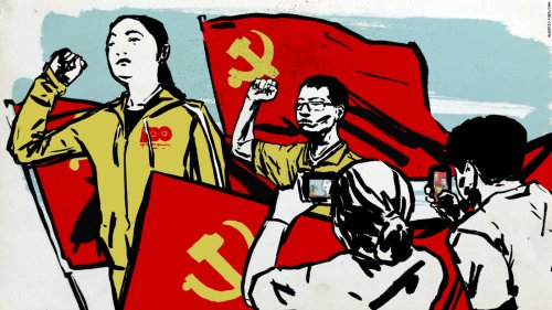 What it means to be a Chinese Communist Party member in 2021