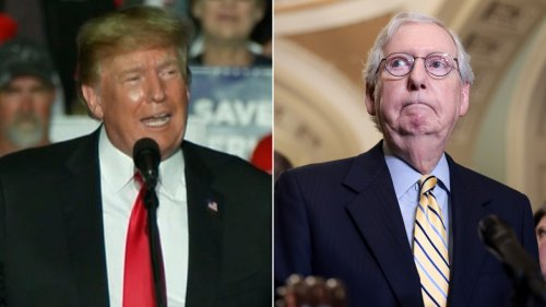 Analysis: Mitch McConnell just sent a VERY clear message to Donald Trump about 2022