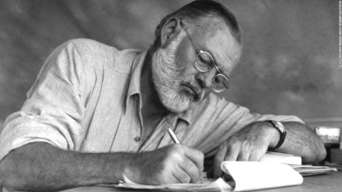 Opinion: Why do we still care about Ernest Hemingway?