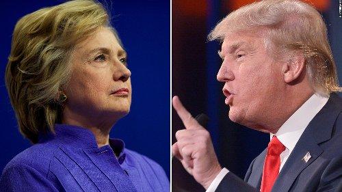 Poll: Nine weeks out, a near even race | CNN