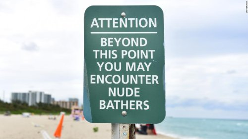 Why I love going to nudist beaches