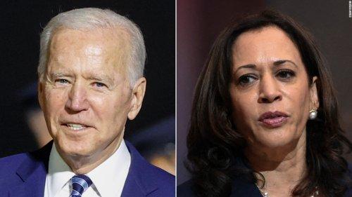 Opinion: The perilous journeys of Joe Biden and Kamala Harris