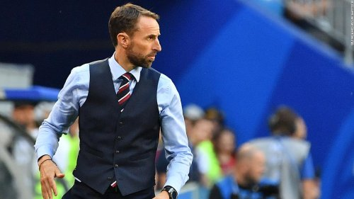 How Gareth Southgate became an 'elegant' style icon