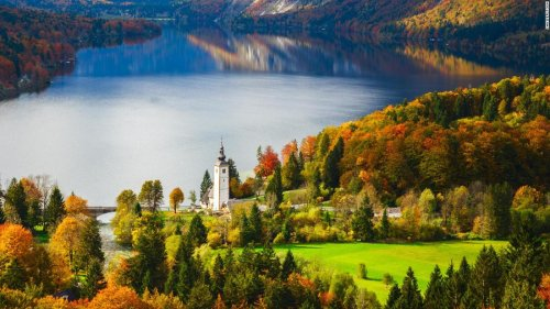 20 most beautiful places in Europe