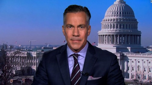 Sciutto: There will be more guardsmen at inauguration than in Afghanistan