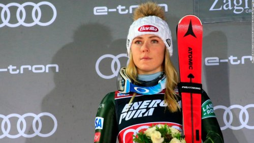 Mikaela Shiffrin: Don't want to have to choose between 'morality vs being able to do your job'