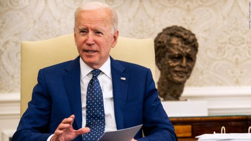 Analysis: Joe Biden stands down at a critical juncture for police reform