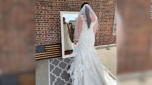 This group is donating wedding gowns to health care workers on the front line of the coronavirus pandemic