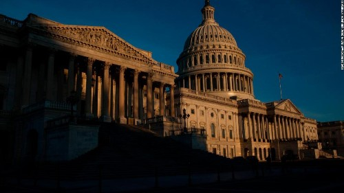 Government shutdown clash looms as White House seeks short-term government funding bill