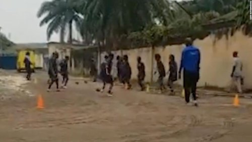 FIFA 'deeply concerned' at social media footage of DR Congo Under-20 women's national team
