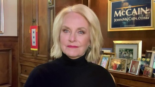 Opinion: Cindy McCain: America is still worth fighting for