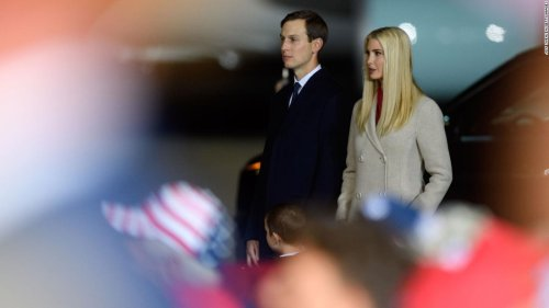 Ivanka Trump and Jared Kushner face new cold post-insurrection reality