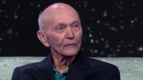 Apollo 11 astronaut Michael Collins has died at age 90