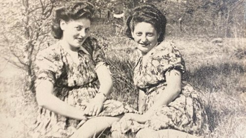 Long-lost letter reveals tale of farmer who saved Jewish sisters from Nazis