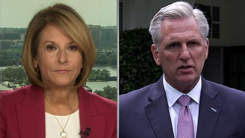Analysis: Kevin McCarthy just said something you won't believe about the 2020 election