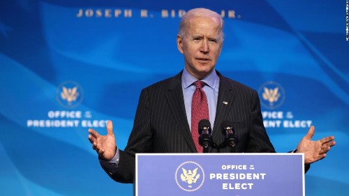 Joe Biden and Kamala Harris drop a playlist for your inauguration watch party