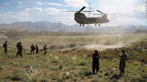 As US pulls out of Afghanistan, China sees opportunities -- and potential for chaos