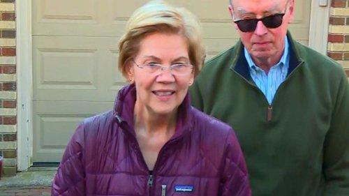 Elizabeth Warren ends her presidential campaign