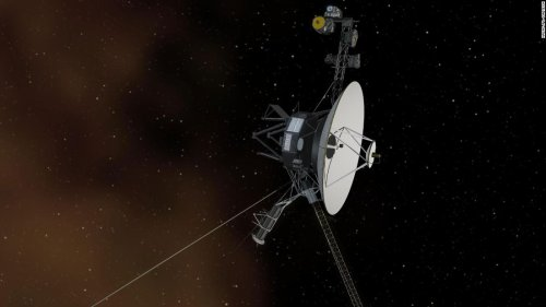 Voyager spacecraft detects 'persistent hum' beyond our solar system