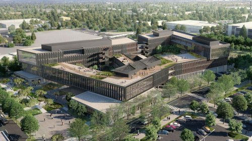 Facebook buys an unused headquarters even as more employees work remotely