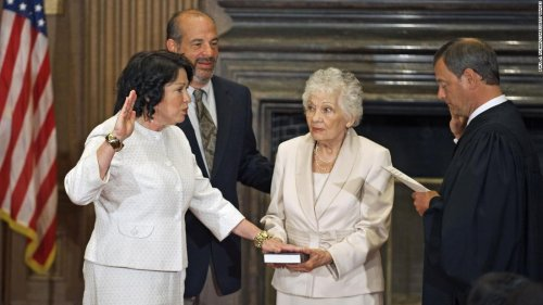 Celina Sotomayor, mother of Supreme Court justice, dies at 94