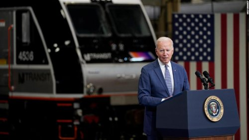 White House details Biden's schedule for second major foreign trip
