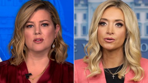 McEnany says she expected 'peaceful' rally on January 6. Keilar rolls the tape