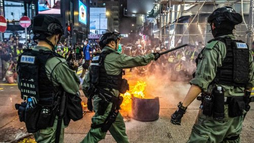China revealed some details of Hong Kong's national security law and it may be as bad as critics feared