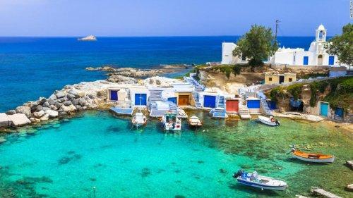 The prettiest islands around the world