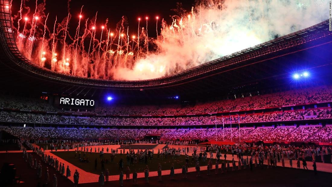 Best photos from the opening ceremony