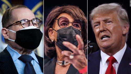 Ten more members of Congress join lawsuit against Trump and Giuliani