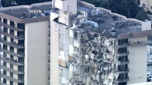 What we know about the building that partially collapsed in Surfside, Florida
